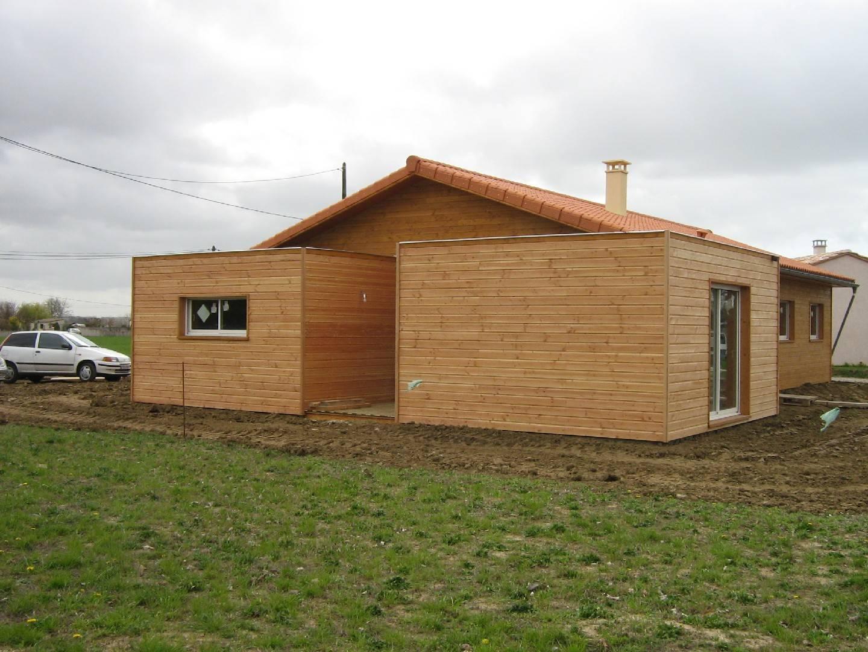 Maison auto construction réf 4  près dAlbi dans le Tarn (81)  Cogebois