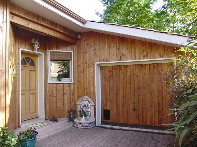 Maison Bois Bordeaux - Auto construction d'une maison en bois pr u00e8s de Bordeaux en Gironde (33) Réf 00016 Cogebois
