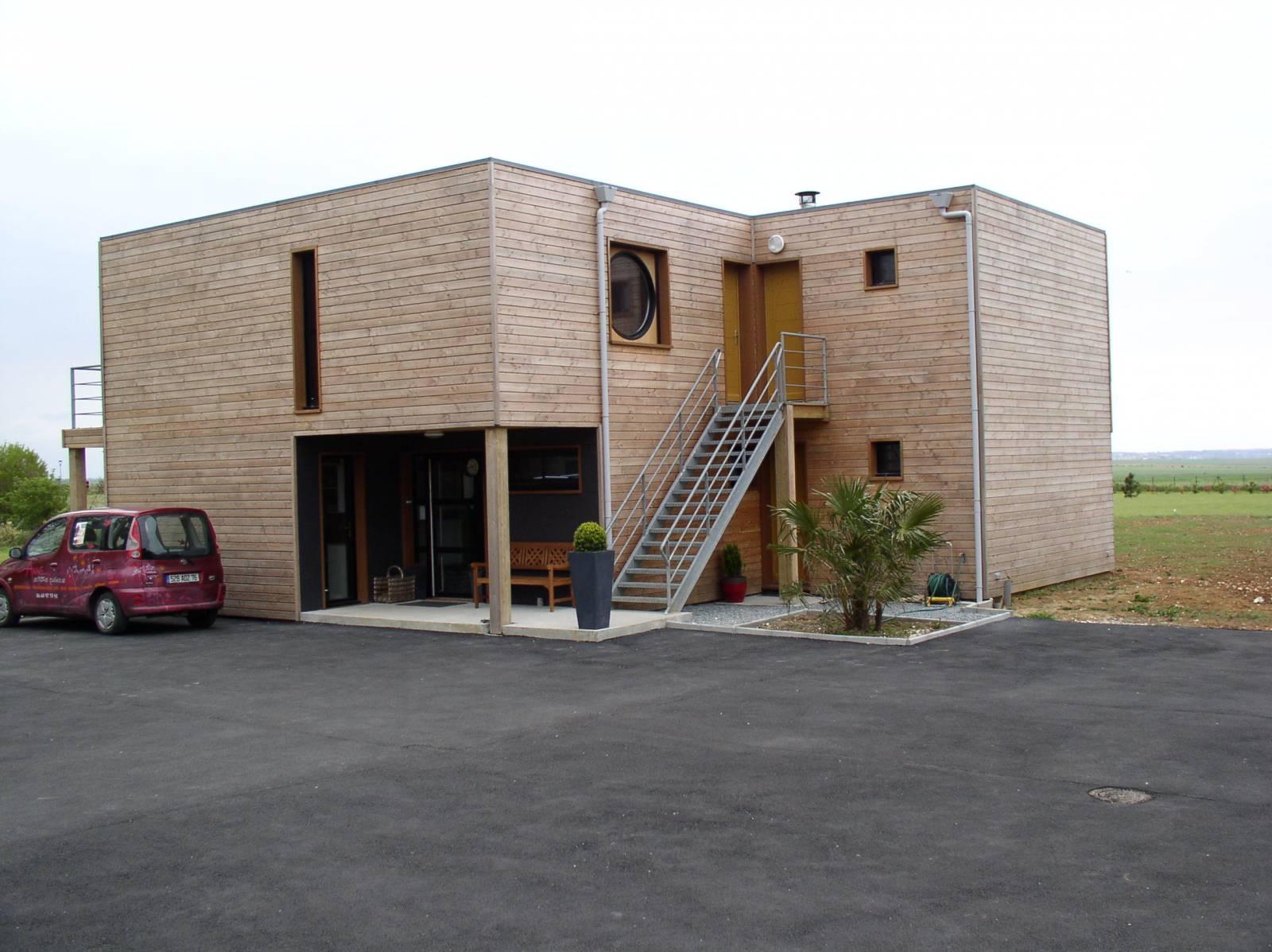 Maison en kit bois pas cher 87 construire son chalet s prix maison en bois l s boutique - Maison neuve pas cher en kit ...
