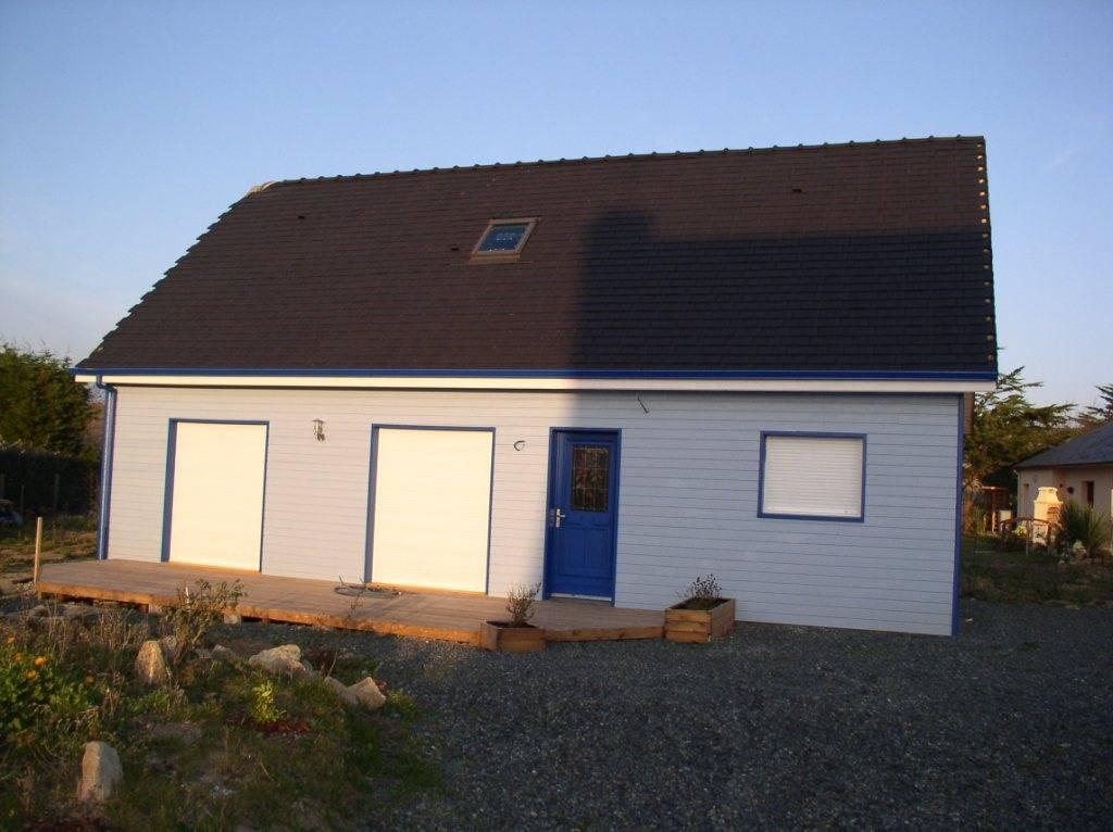 maison bois 29