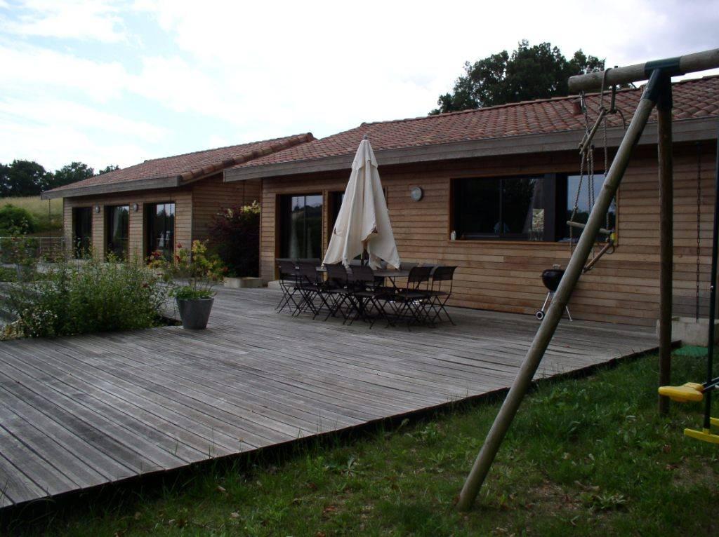 maison bois r f 13 pr s de montauban dans le tarn et