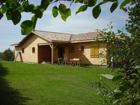 Maison ossature bois r f 18 pr s de langon en gironde 33 for Constructeur maison langon