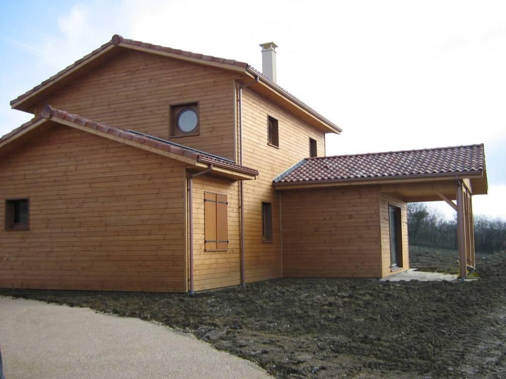 Constructeur maison bois lot et garonne for Constructeur maison bois 51