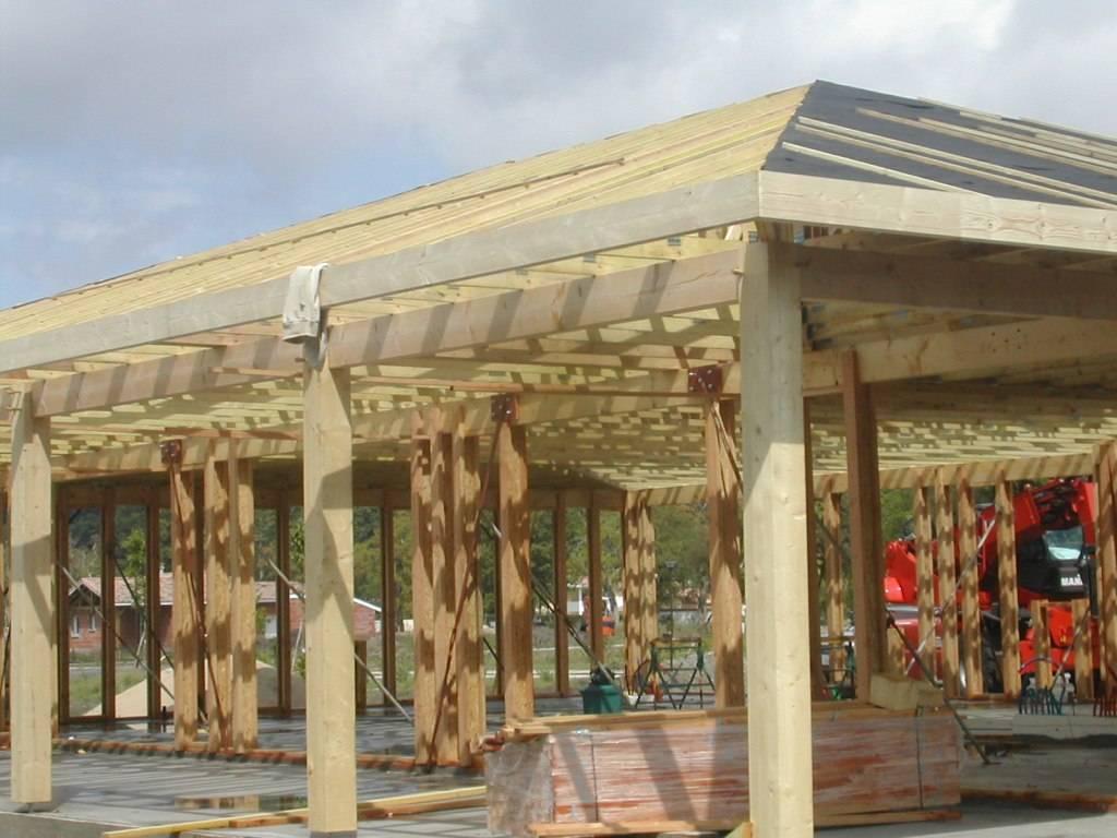 Constructeur maison bois dans les landes maison moderne for Constructeur maison bois 51