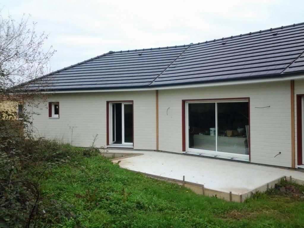 Maison bois réf 32  près de Pau Pyrénées Atlantiques (64)  Cogebois