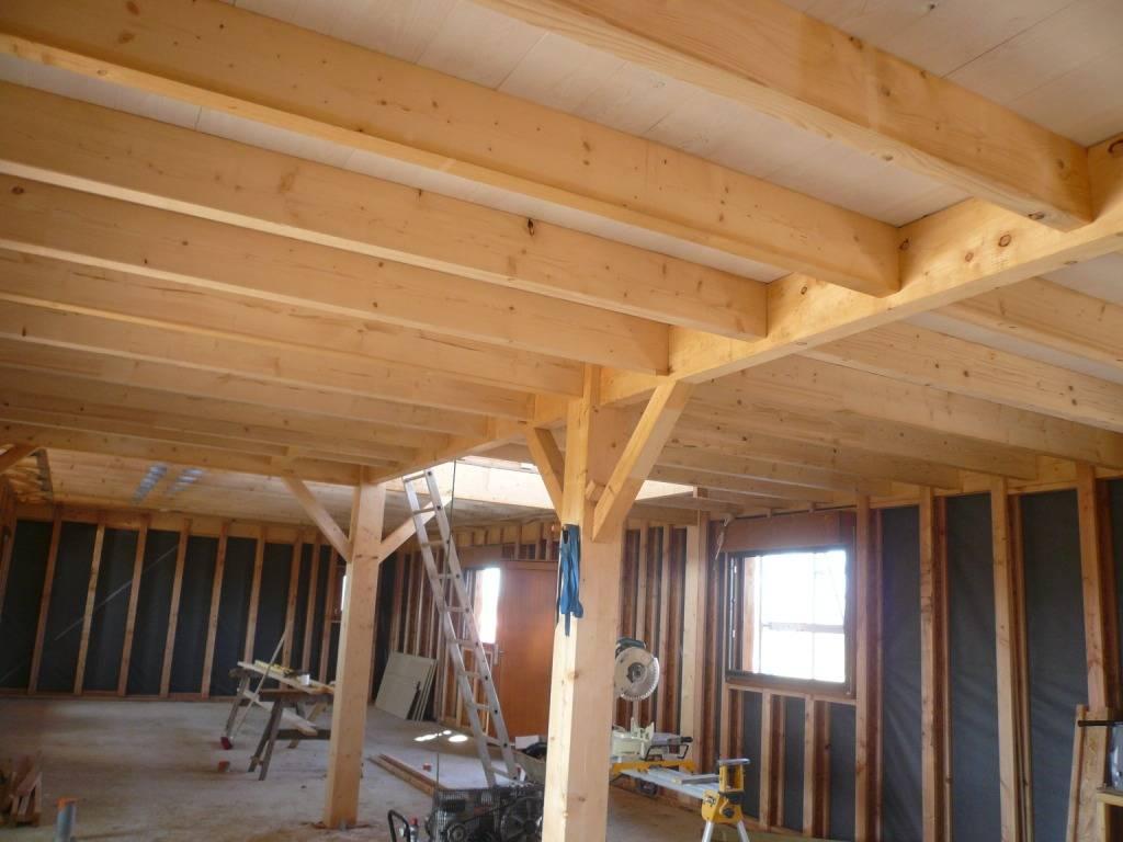 Maison ossature bois réf 25  près de Lannemezan en Hautes  ~ Bois Lannemezan