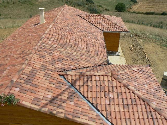 Maison construction bois r f 11 12 pr s de st gaudens en for Constructeur de maison en bois haute garonne