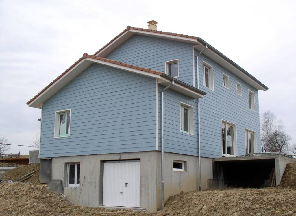 maison bois 68