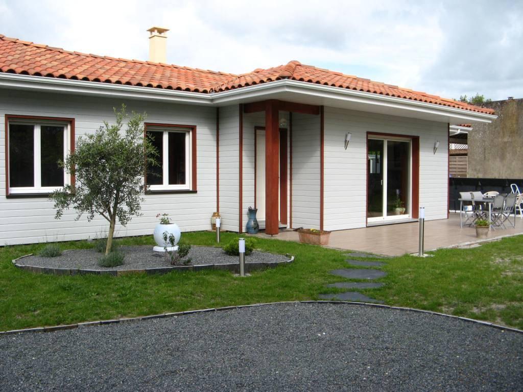 Maison hors d'eau hors d'air réf 31 Pr u00e8s de Bordeaux en Gironde (33) Fabrication et  # Construction Bois Gironde