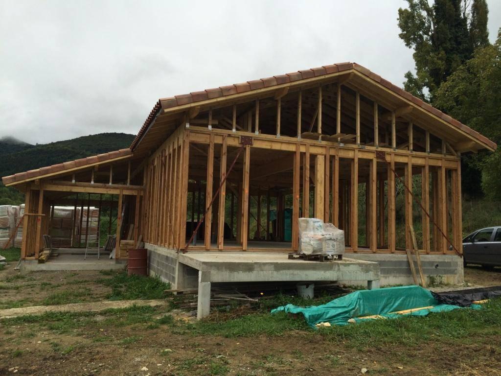 Maison auto construction r f 32 pr s de foix en ari ge for Auto construction maison