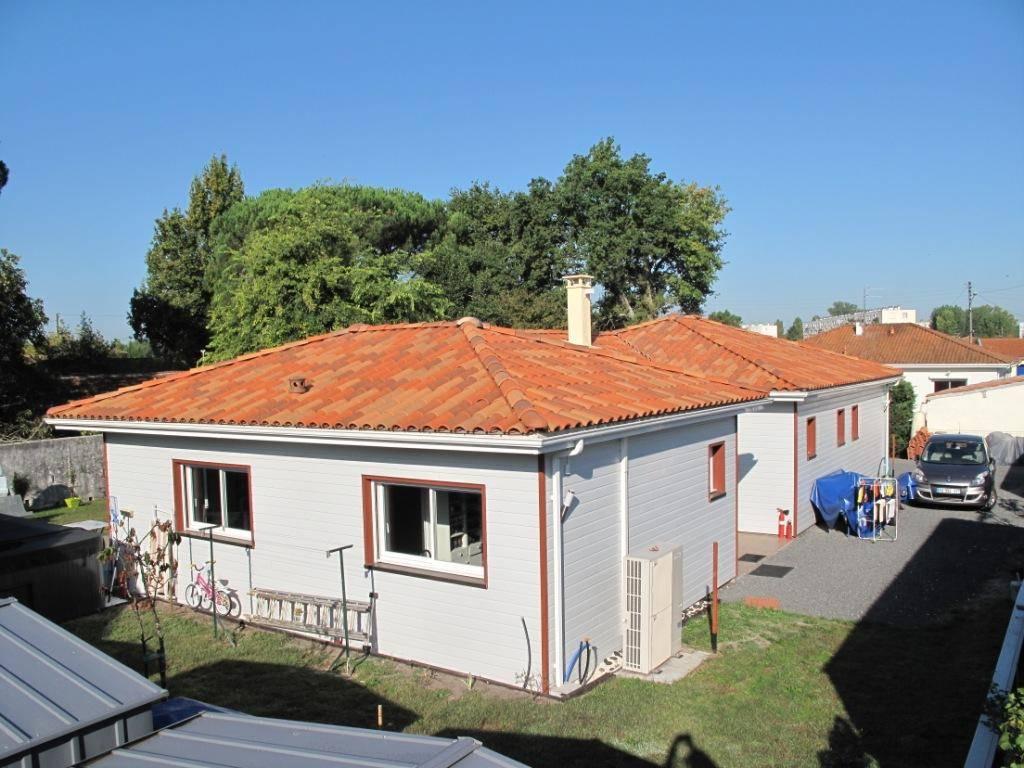 Construction Bois Bordeaux - Maison hors d'eau hors d'air réf 31 Pr u00e8s de Bordeaux en Gironde (33) Cogebois