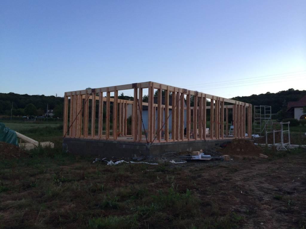 acheter maison bois auto construction dans les pyr n es atlantiques 64 r f 36 cogebois. Black Bedroom Furniture Sets. Home Design Ideas