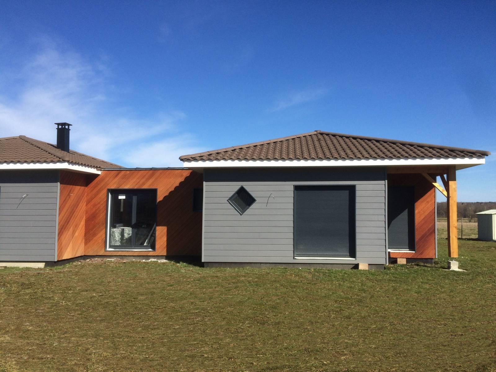 Acheter maison bois auto construction dans les pyr n es for Acheter maison ossature bois