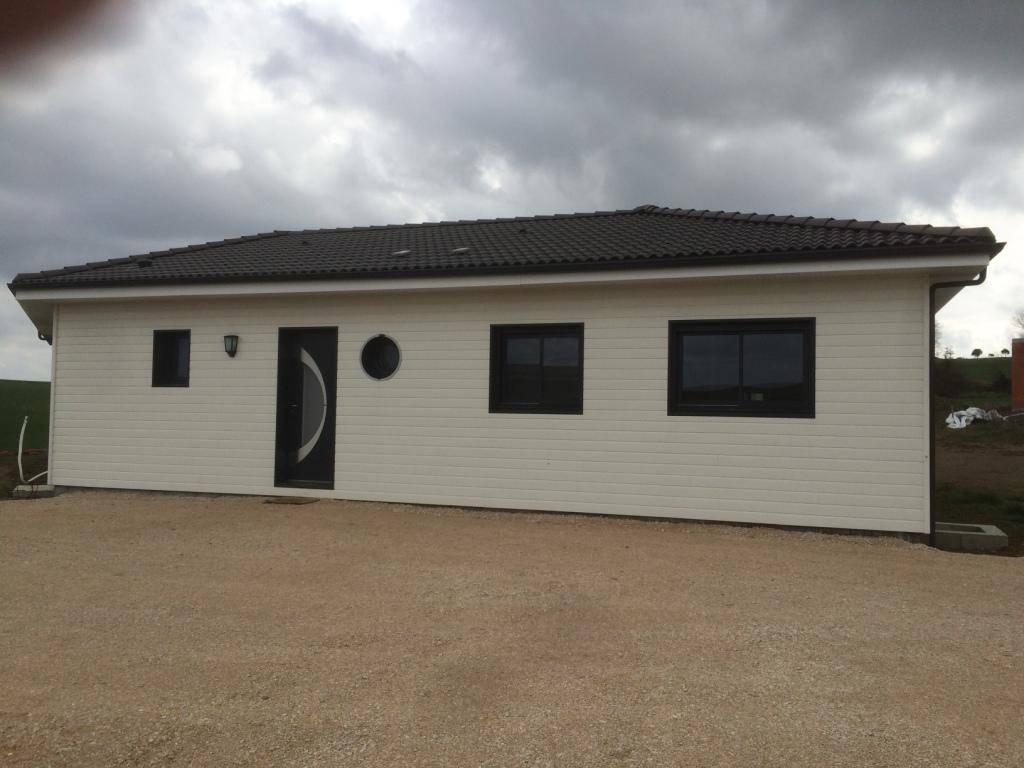 maison construction bois rf 34 prs de lisle jourdain en haute garonne 31 cogebois vous prsente une maison hors deau - Constructeur Maison Hors D Eau Hors D Air