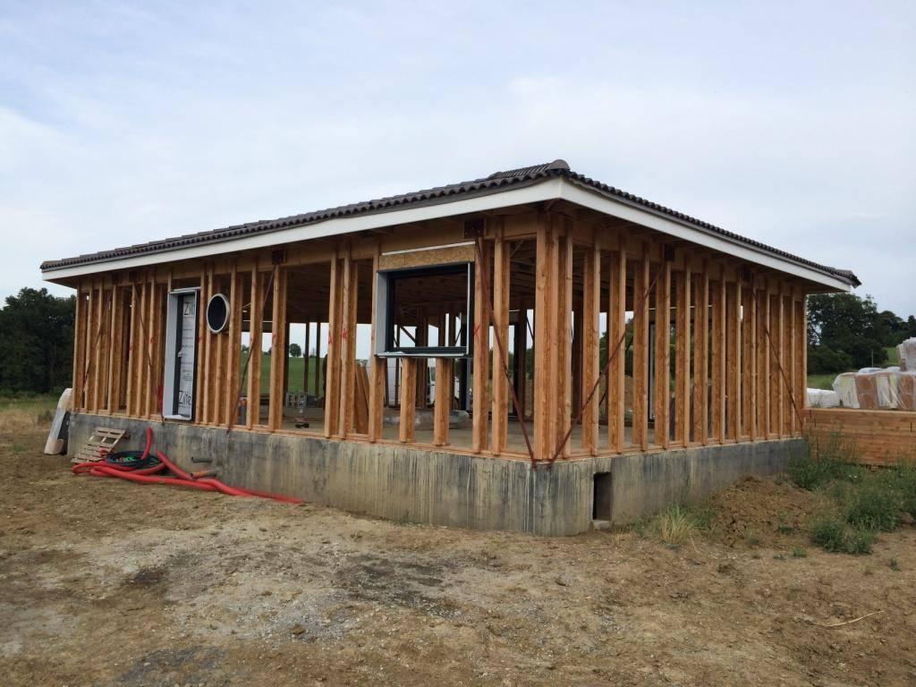 Constructeur maison bois haute garonne for Constructeur haute garonne
