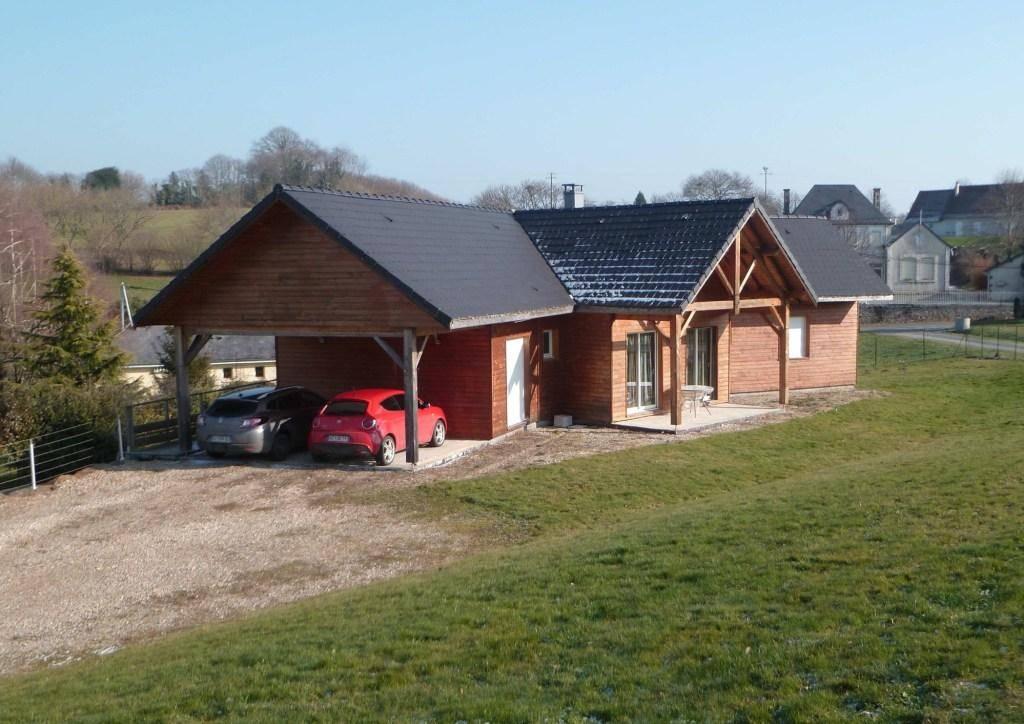 Maison bois acheter obtenez des id es de for Acheter maison en bois