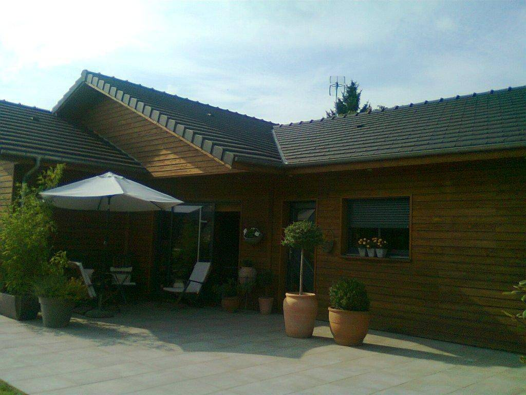 Constructeur Maison Ossature Bois 76 acheter sa maison ossature bois près de dieppe dans la seine