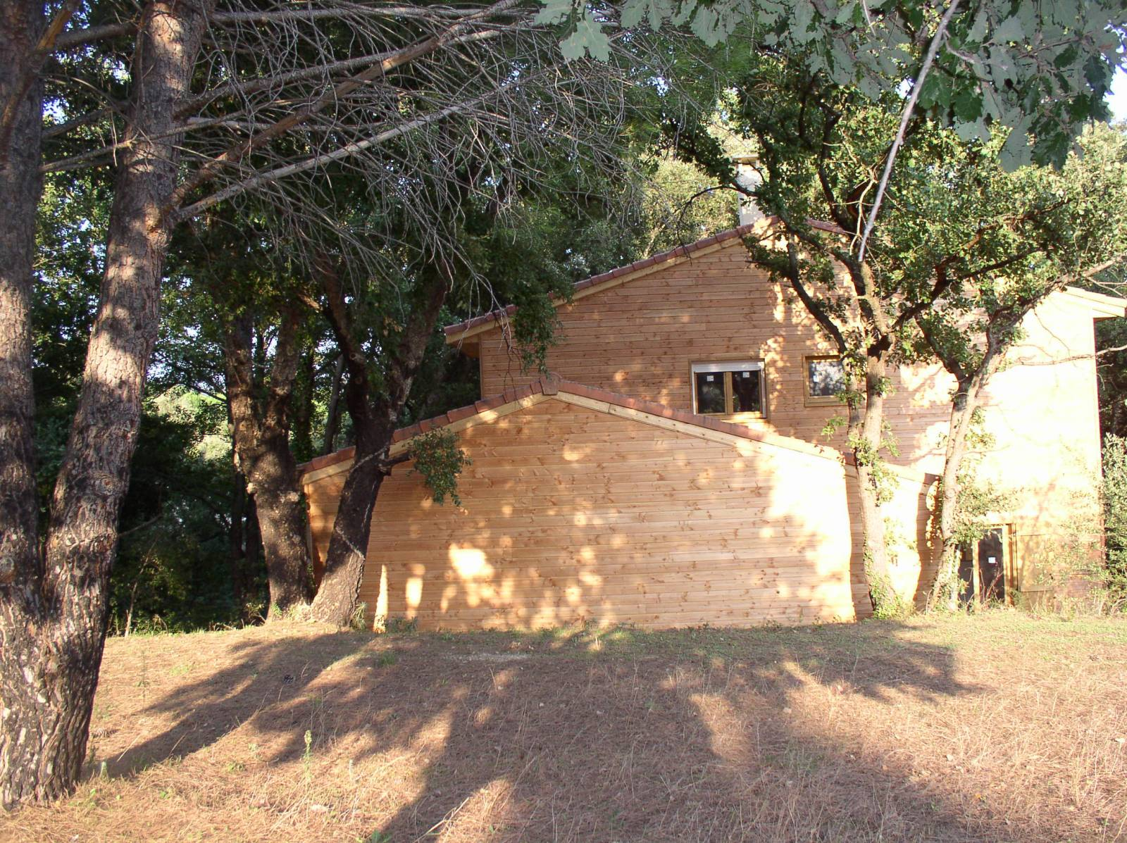 Maison hors d 39 eau hors d 39 air r f 20012 pr s de st tropez dans le var 83 cogebois - Assurance maison hors d eau hors d air ...