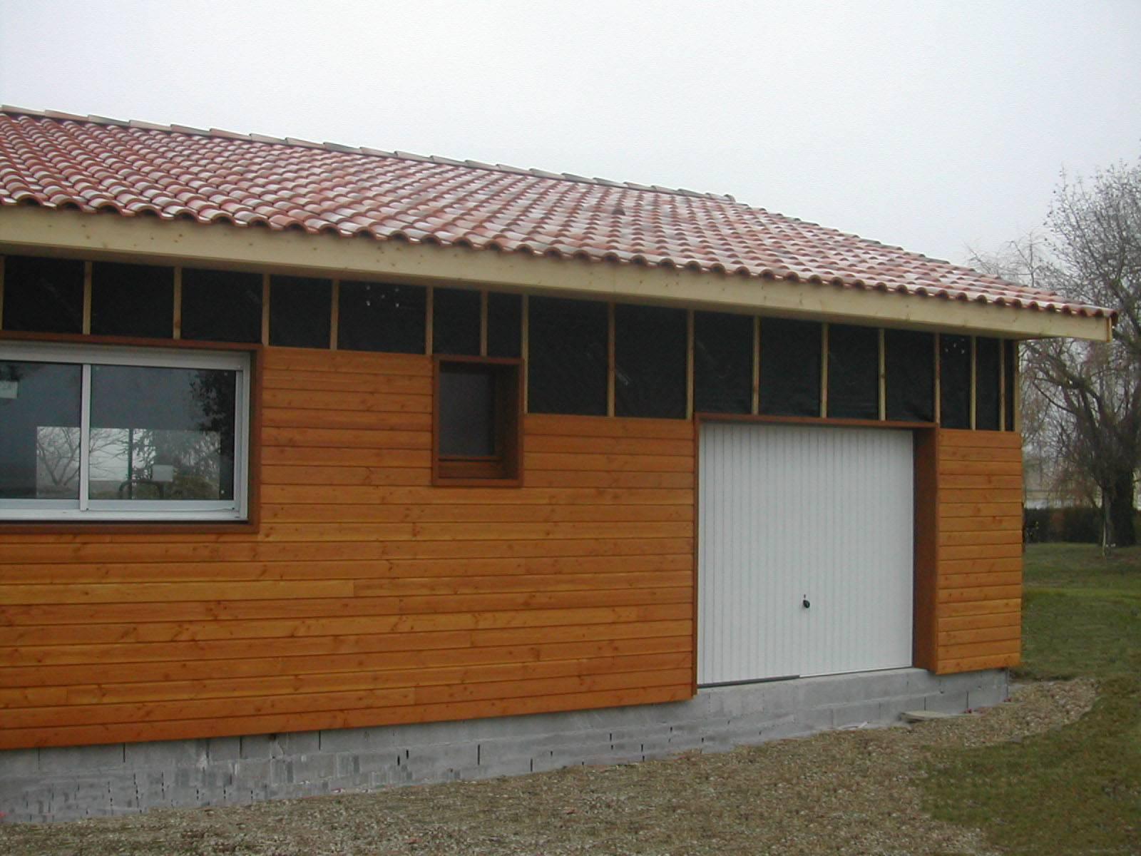 acheter sa maison bois en kit près de montauban dans le tarn et