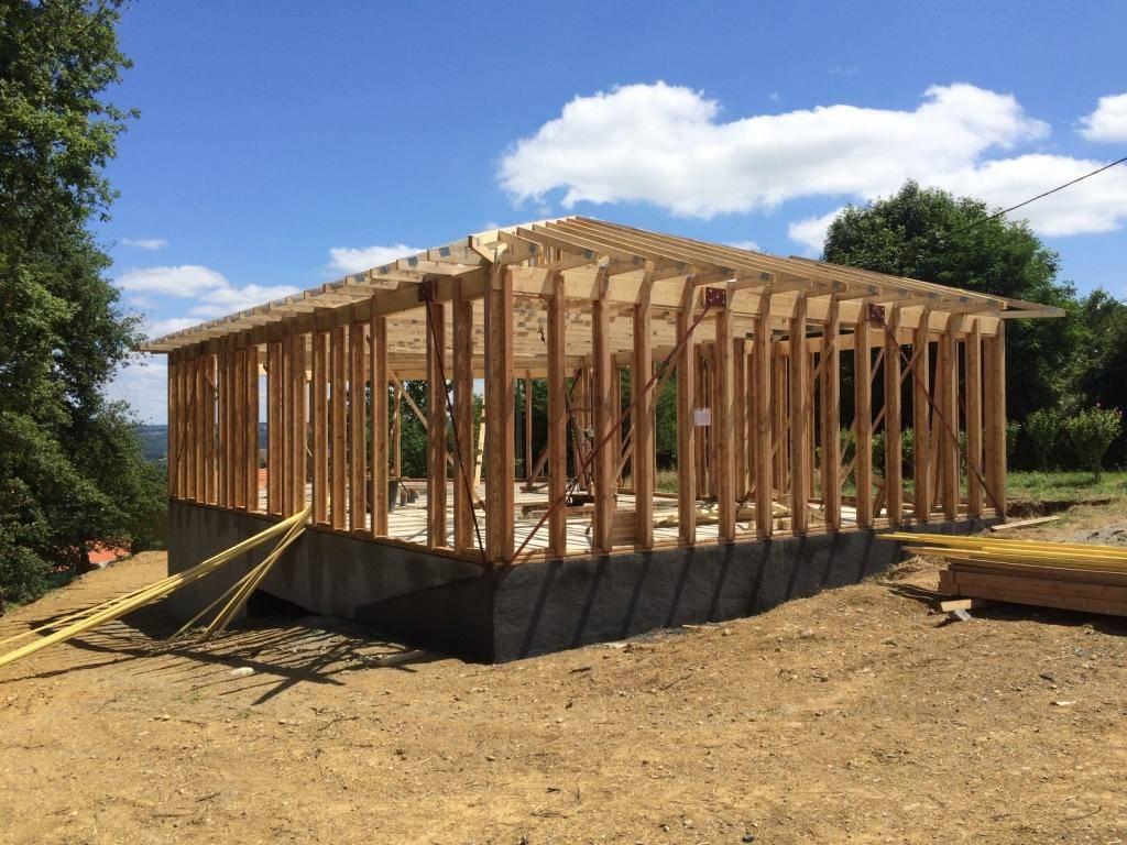 Maison hors d 39 eau hors d 39 air r f 20045 pr s de tarbes dans for Constructeur de maison tarbes
