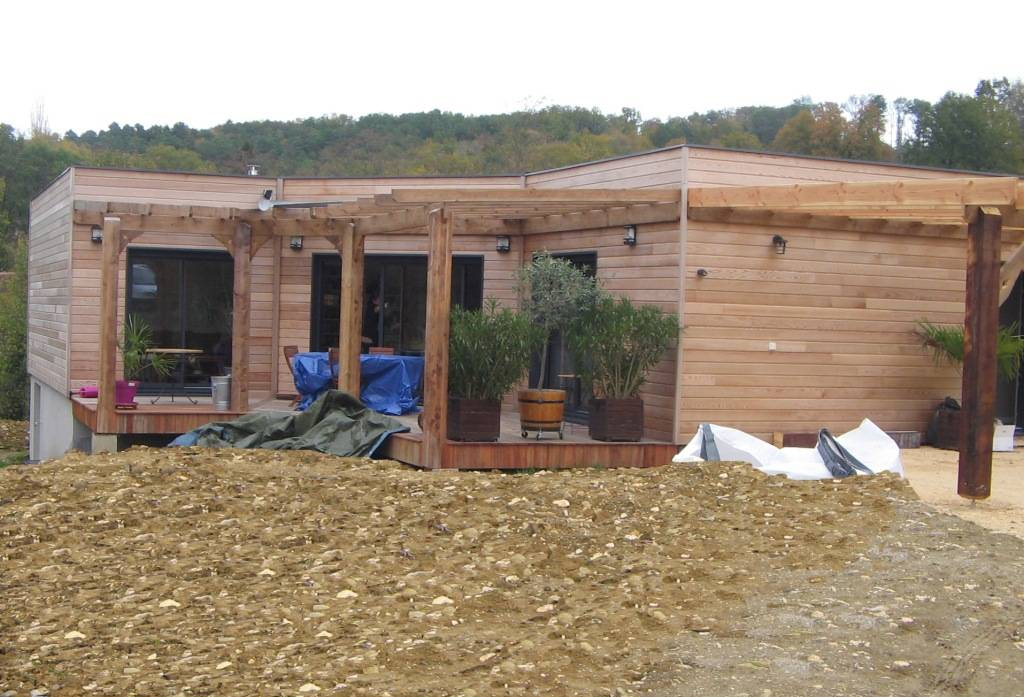 Construction maison hors d eau air avie home for Prix maison ossature bois hors d eau hors d air