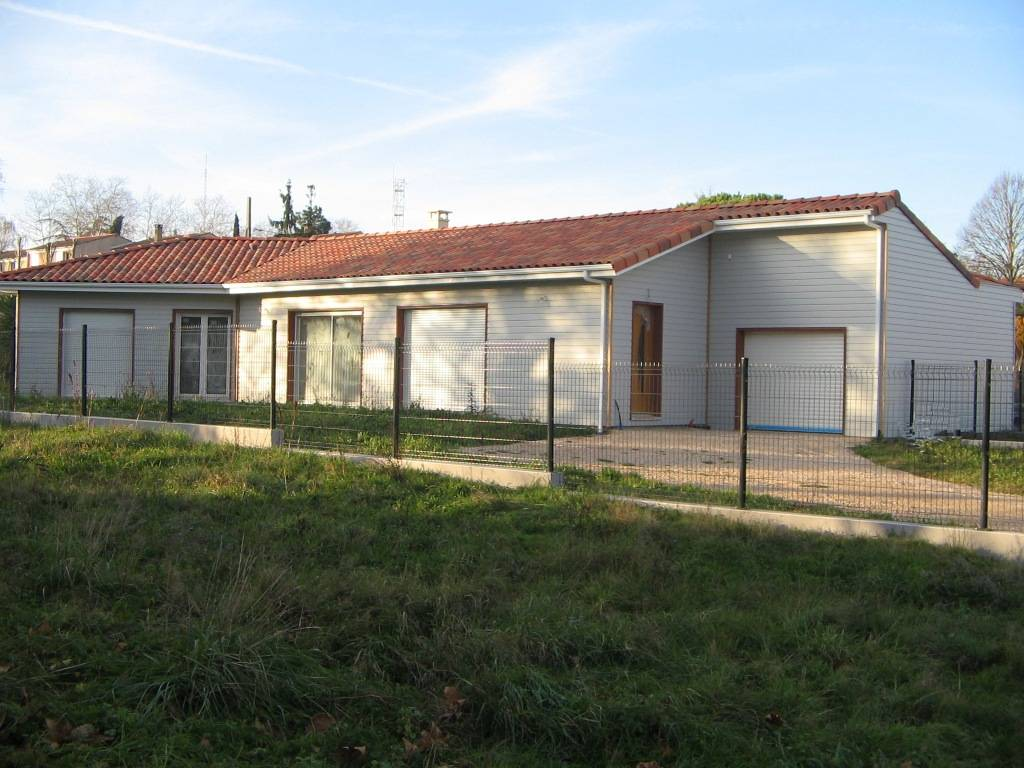 Maison ossature bois pr s de toulouse en haute garonne 31 for Constructeur haute garonne
