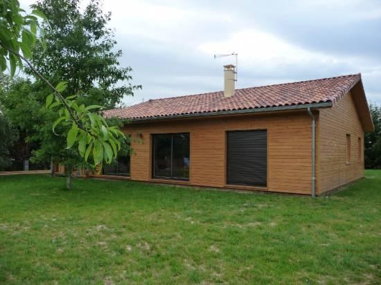 Vente de kit dautoconstruction de maison en bois