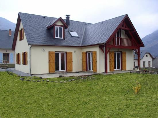 Vente de kit d 39 auto construction de maison en bois toulouse haute garonne 31 cogebois for Construction maison en bois hautes pyrenees