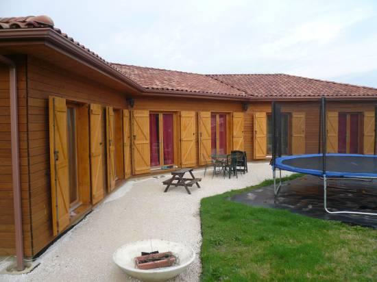 Maison Bois En Kit Pas Cher Dans Le Sud  Cogebois