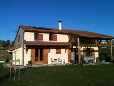 Construction de maison en ossature bois montauban tarn et for Constructeur maison en bois tarn et garonne