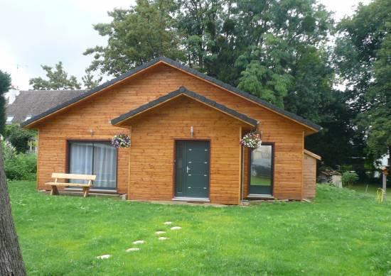 Vente de kit d'auto construction de maison en bois Toulouse Haute Garonne 31 Coge # Vente De Bois De Construction