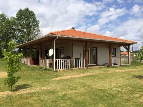 Fabrication de votre maison en bois hors d 39 eau hors d 39 air cogebois for Construction maison en bois hautes pyrenees