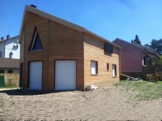 Fabrication De Votre Maison En Bois Hors DEauHors DAir  Cogebois
