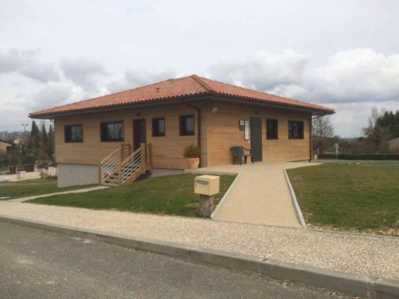 Construction De Maison En Bois Hors DEau Hors DAir Cl En Main