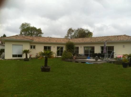 Extension de maison sans permis de construire greenkub un for Veranda sans permis de construire